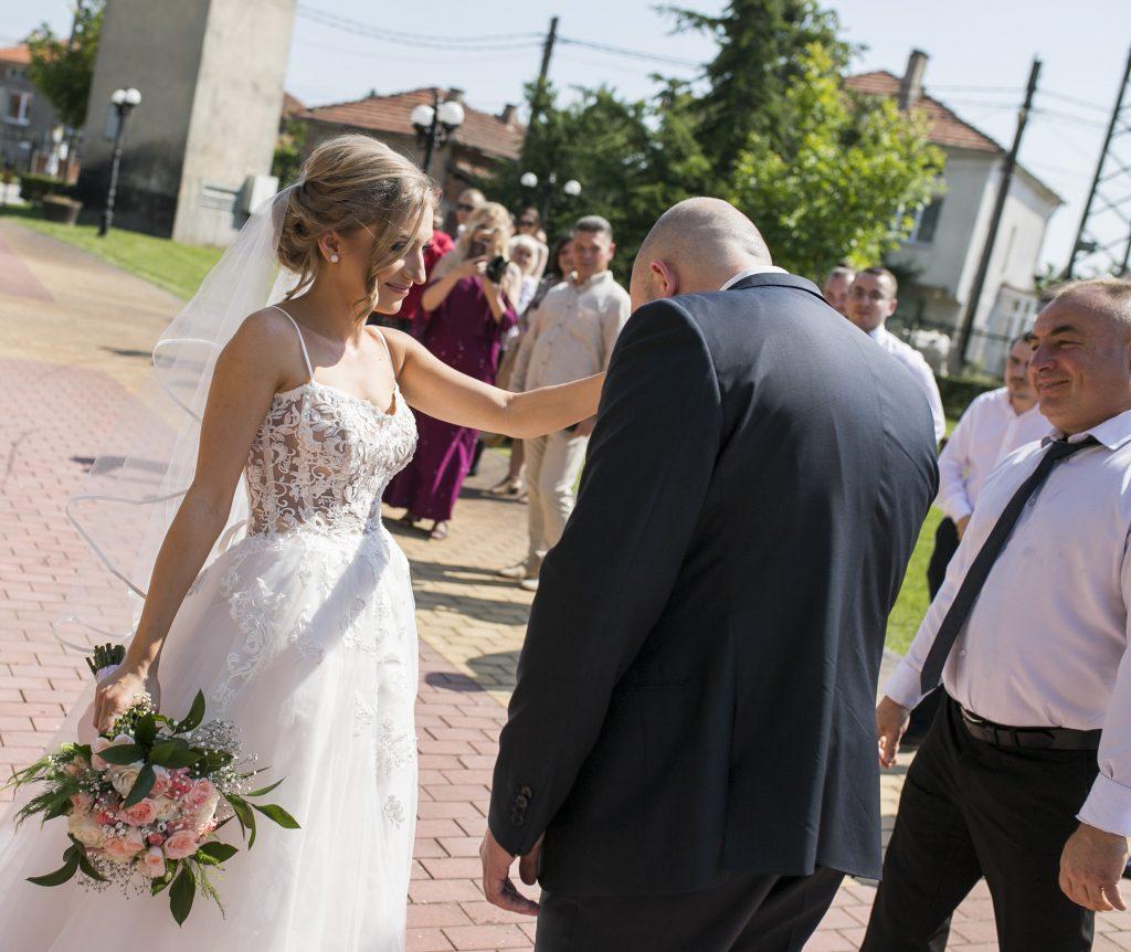 нашият сватбен ден, сватба