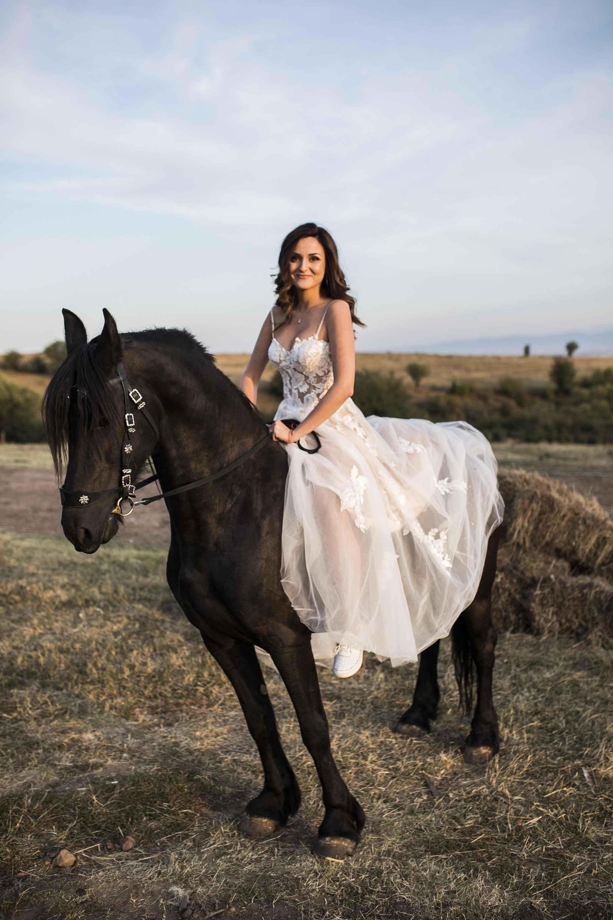 сватбен грим