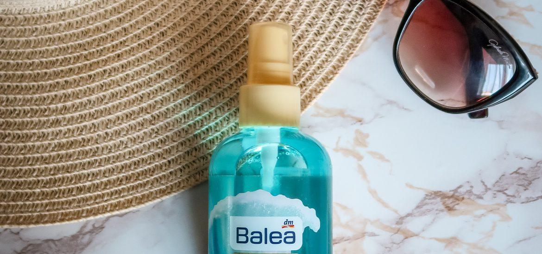 солен спрей за коса Balea